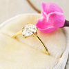 Clementine Ethical Engagement Ring