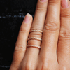 Chloe Diamond Eternity Diamond Wedding Band