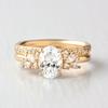 Chloe Pave Ethical Diamond Ring
