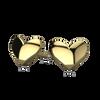 Heart Charm Earring 14K YG