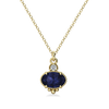 Mayfair LG Sapphire 14KY Necklace