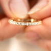 Scarlett Diamond Wedding Band