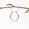 Circle 'O' Ethical Gold Necklace