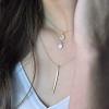 Odessa Petite Diamond Necklace