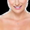 Loie Petite Gemstone Necklace