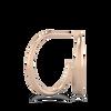 Olive 14KR Petite Hoop Earrings