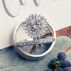 Jenny Ethical Diamond Baguette Halo Ring