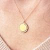 Bailey Diamond Charm Necklace