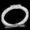 Bailey Petite Silver Charm Bracelet