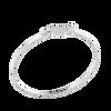 Bailey Silver Charm Bracelet