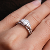 Harriet Baguette Diamond Ring