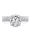 Callista Brilliant Cut Engagement Ring