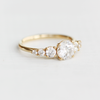 Zoey Brilliant Cut Engagement Ring