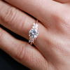 Blythe Brilliant Cut Ethical Engagement Ring