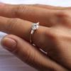 Malory Ethical Engagement Ring
