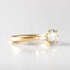 Malory Brilliant Cut Engagement Ring