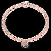 Loie Hexagon Gemstone Bracelet