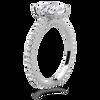 Laura Preshong Engagement Ring -  Charlotte Diamond Band Engagement Ring