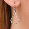 Iryna Diamond Drop Earrings