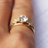 Laurel Oval Cut Ethical Diamond Ring