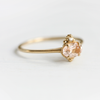 Mayfair Oval Stacking Ring