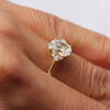 Mayfair Side Stone Engagement Ring