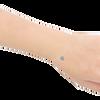 Loie 14KY Rhodalite Garnet Bracelet