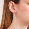 Iryna Diamond Drop Earrings