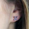 Aster Gemstone Earrings