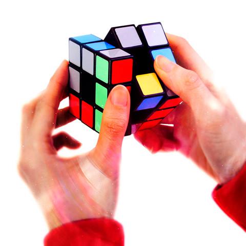 The Hollow 3x3x3 IQ Cube (INNV006500) by IQCUBES.COM