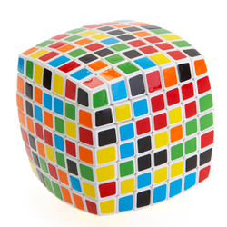 The Ultimate 7x7x7 Curve IQ Cube (INNV006100) by IQCUBES.com