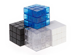 IQ Cube, Magic Cube, IQ Brick, Rubik Cube, DIY Raw 3x3x3 IQ Cube (IQBG002800) by IQCUBES.COM