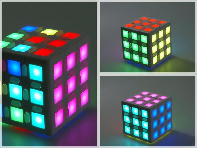 Rubik 21st Century NEW LED IQ Cube (INNV007500) by IQCUBES.COM