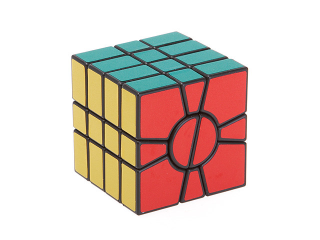 Rubik Irregular Magic IQ Cube (INNV007900) by IQCUBES.COM