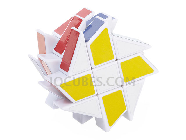 The Ninja Star IQ Cube (IQBG000300) by IQCUBES.COM