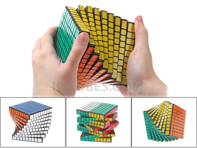 The Ultimate 9x9x9 IQ Cube (IQBG009700) by IQCUBES.COM