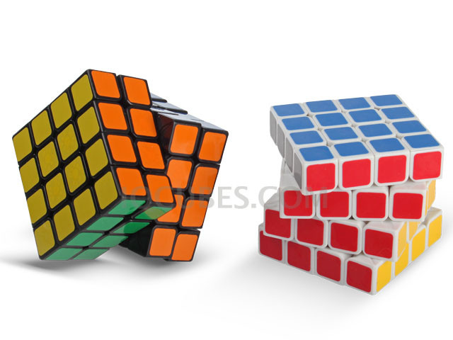 DIY Break-and-Build 4x4x4 IQ Cube (IQBG010100) by IQCUBES.COM