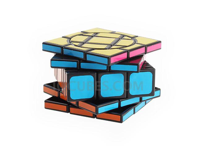 Rectangular 3x3x5 UnEven IQ Cubes (IQBG008000) by IQCUBES.COM