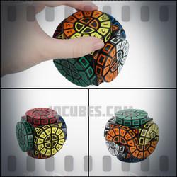 ROULETTE Wheel IQ Cube by IQCUBES.COM