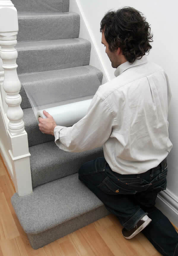 Stair protection