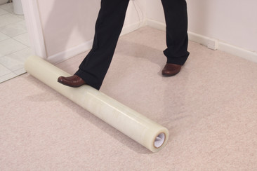 120cm x 100m Heavy Duty Carpet Protection