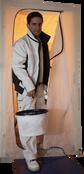 Dust Door Duo - 110cm x 220cm