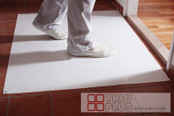 Clear White Sticky Tac Mats