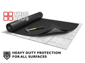 Armadillo Heavy Duty Reusable Floor Protection - 1m x 25m Roll