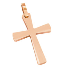 aretha P82130 316L Stainless Steel Pendant rose gold