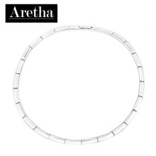 aretha CH53167-42+3 316L Stainless Steel Necklace silver