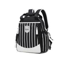 WATERPROOF UNISEX TEENAGE OXFORD BACKPACK SCHOOL BAG LAPTOP BAG RUCKSACK MOTHER BAG