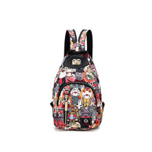 TEENAGE BACKPACK SCHOOL SHOULDER BAG  RUCKSACK