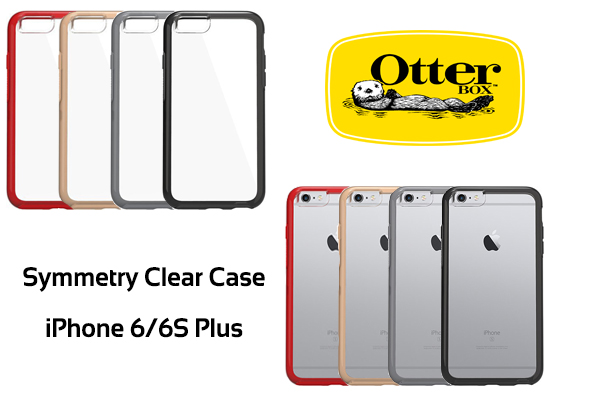 info for ecbb1 fcbda OtterBox Symmetry Clear Case iPhone 6/6S Plus vs UAG Case for iPhone ...