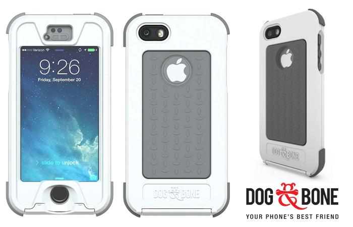 buy online b994f b7e9b Dog & Bone Wetsuit Waterproof Rugged Case iPhone 5/5S - Case Store ...